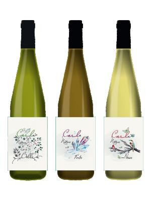 """""""Car la Nature Est..."""" COFFRET de 3 vins naturels"""
